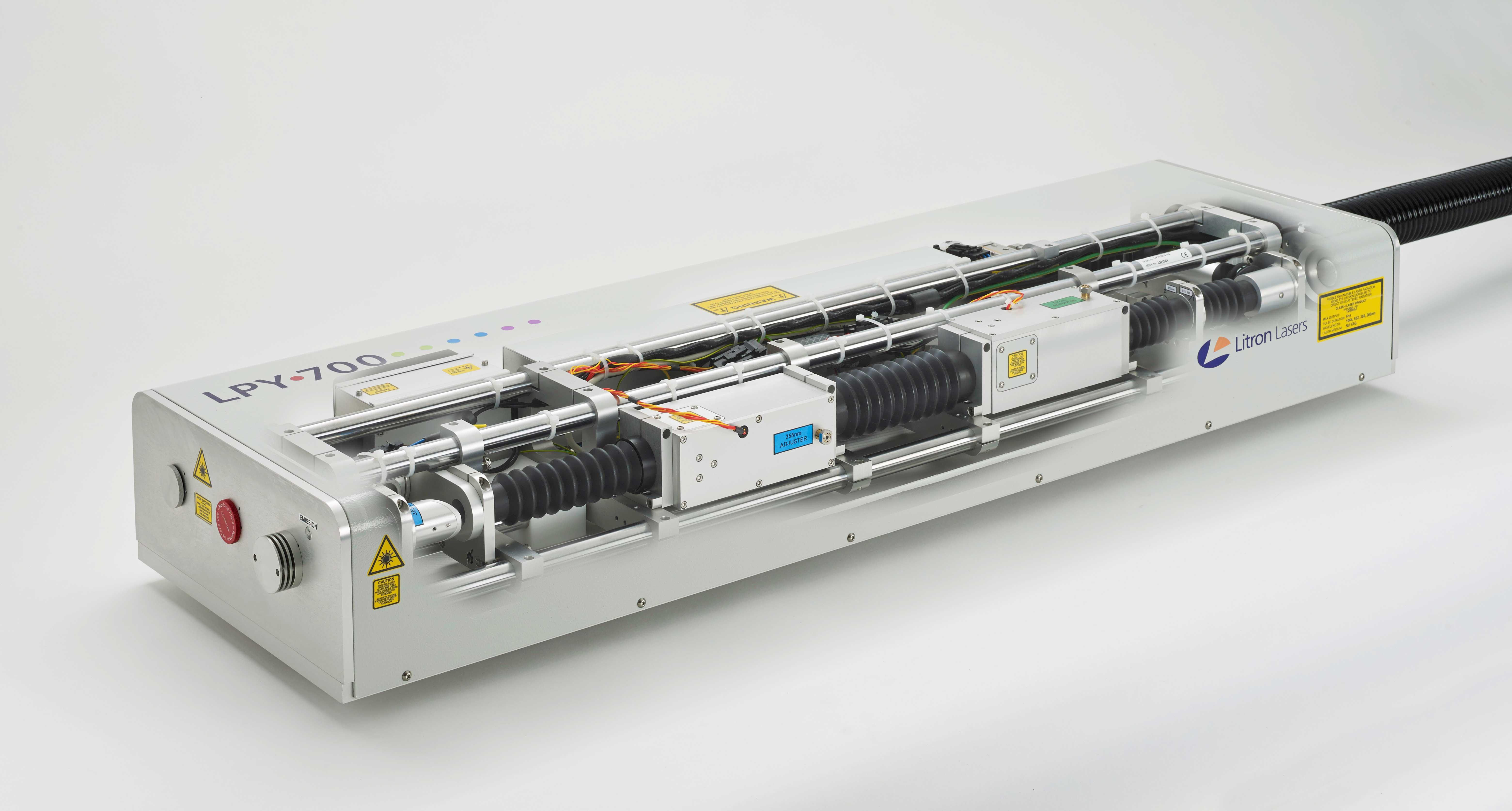 高能量TEMoo 纳秒激光器