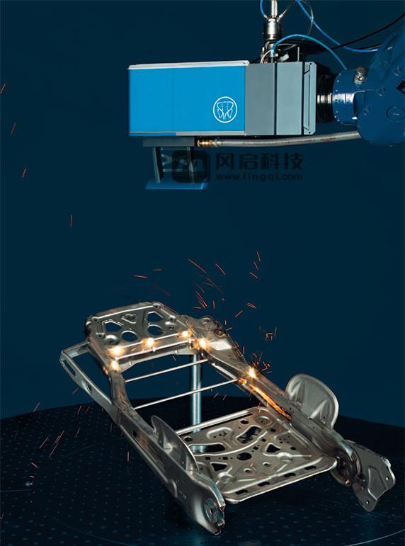 远程加工三维振镜