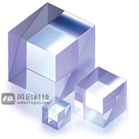 偏振不敏感分束立方体